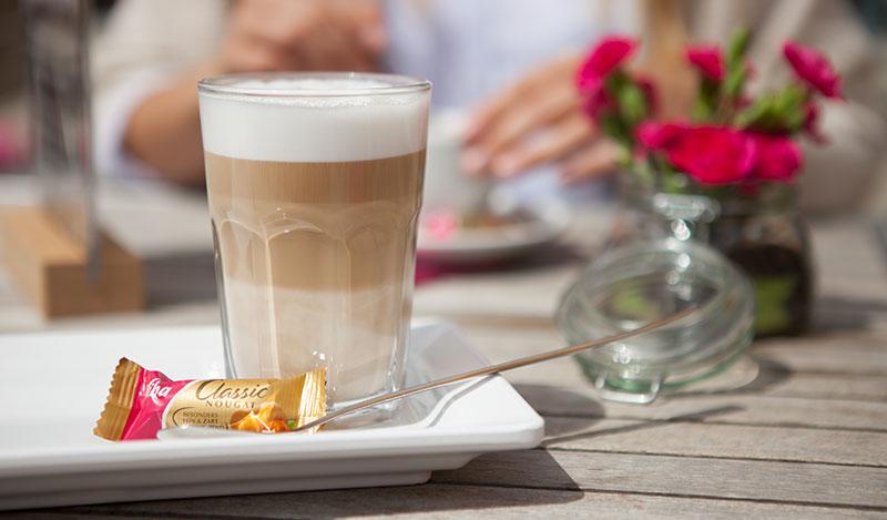 Kaffee trinken und Entspannen in Erfurt