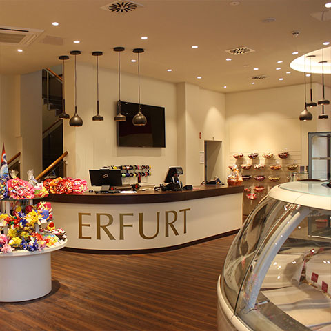 Einkaufsparadies- Viba Shopping in Erfurt