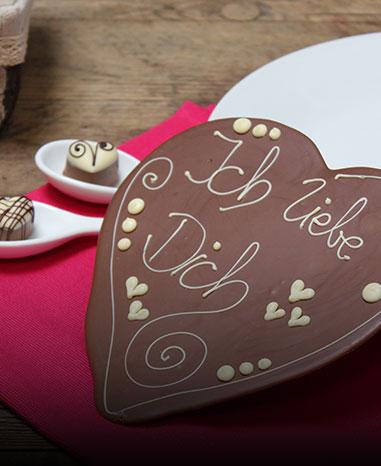 Valentistag in Erfurt - romantische Geschenke und süße Liebesbotschaften